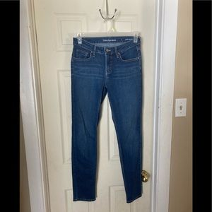 3/20$ Calvin Klein Jeans curvy skinny jeggings 6